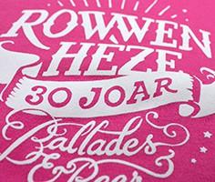 Rompertje roze RH detail