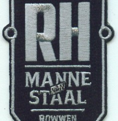 rh-manne van staal patch