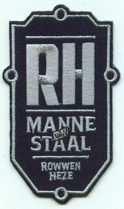 rh-manne van staal patch