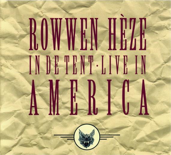 Rowwen heze - in de tent live in america - vk