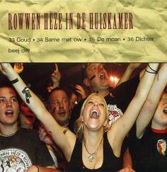 Rowwen heze - in de tent live in america - vk inlay