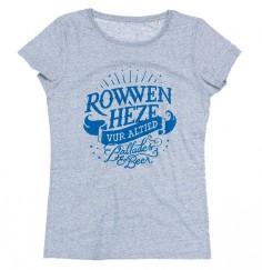 Dams shirt blauw vur altied blauw