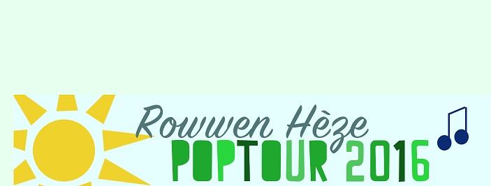 Poptour 2016 afbeelding
