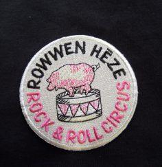 Badge varken 1